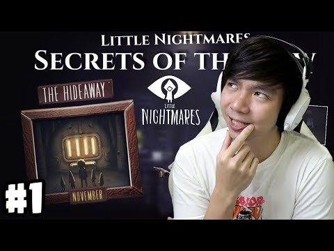 Melarikan Diri - Little Nightmares: The Hideaway - Indonesia Part 1