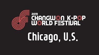 2019 K-POP World Festival Chicago