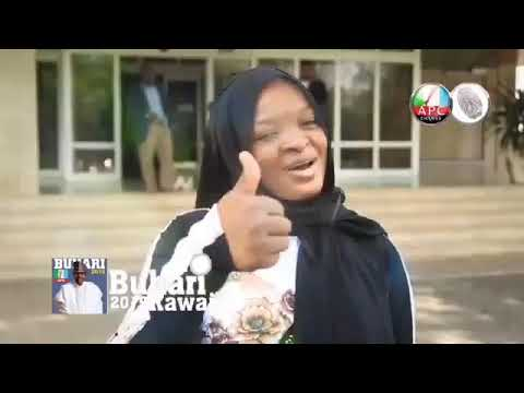 Baba Buhari Kawai Daga Fati Niger Video 2019