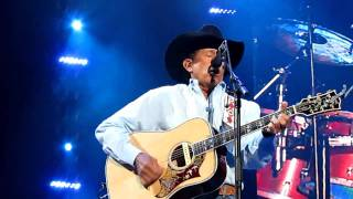 George Strait; From the Alamo Dome - Rolling on the River of Love