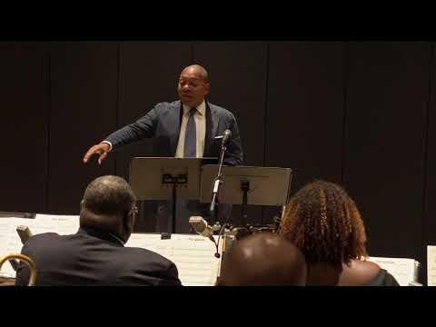 Essentially Ellington 25th Anniversary: Caravan Rehearsal Notes