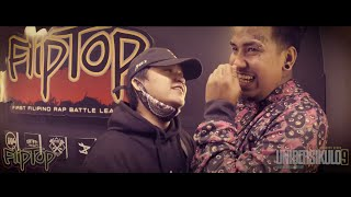 FlipTop - Lhipkram vs Jonas 2 @ Isabuhay 2020