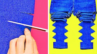 18 INCREDIBLE WAYS TO REPURPOSE YOUR OLD JEANS