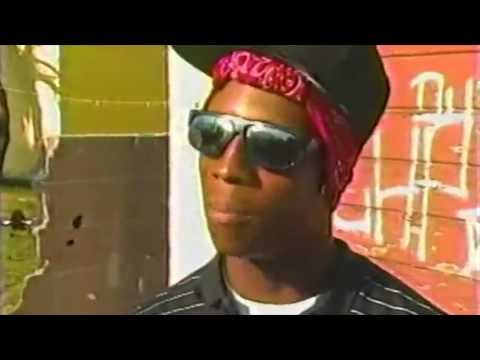 Interview with a L.A. Blood gang member in 1987