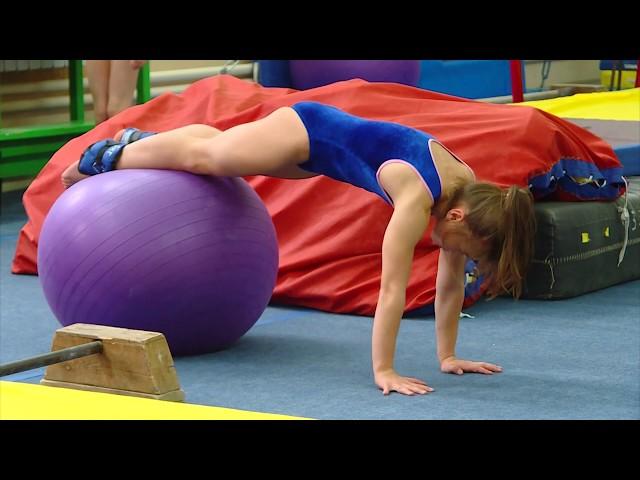 Ангарские гимнасты привезли медали с Всероссийского турнира