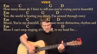 All Of Me (John Legend) Strum Guitar Cover Lesson with Chords/Lyrics