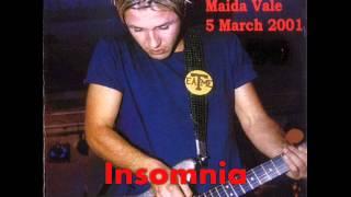 Feeder - Insomnia (Live Maida Vale 2001)