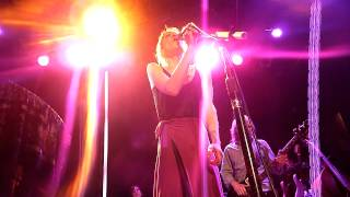 Fiona Apple - A Mistake HD (Front row!) @ Bowery Ballroom, March 26, 2012