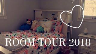 ROOM TOUR 2018!!