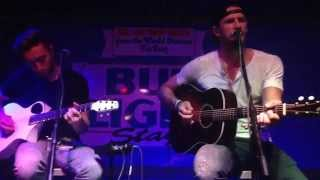 Chase Rice - Jack Daniels & Jesus - Birmingham, AL 5/13/14