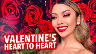 Valentine's Day Heart to Heart Talk | Liane V