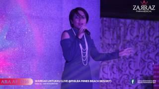 ARA AF 2016   WARKAH UNTUKKU (LIVE)