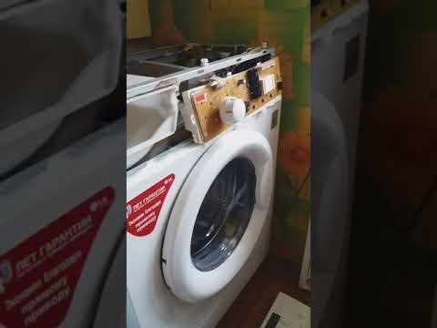 стиральная машина LG F1068SD . РЕМОНТ СВОИМИ РУКАМИ.