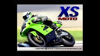 Gameplay Ps1 - XS Moto PAL (2003)