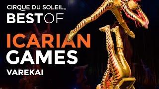 Смотреть онлайн Один из лучших номеров Цирка дю Солей