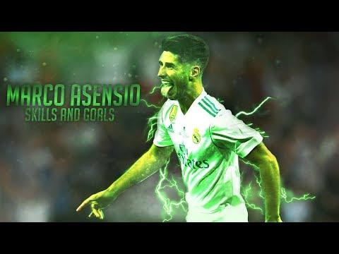 Marco Asensio - Skills & Goals | 2018
