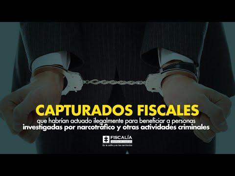 Fiscal Francisco Barbosa: Capturados fiscales que habrían actuado ilegalmente