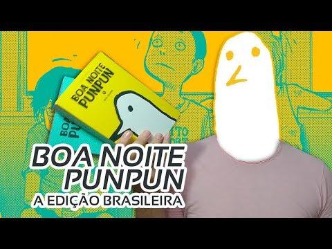 BOA NOITE PUNPUN, como está a edição brasileira?   Mil Páginas