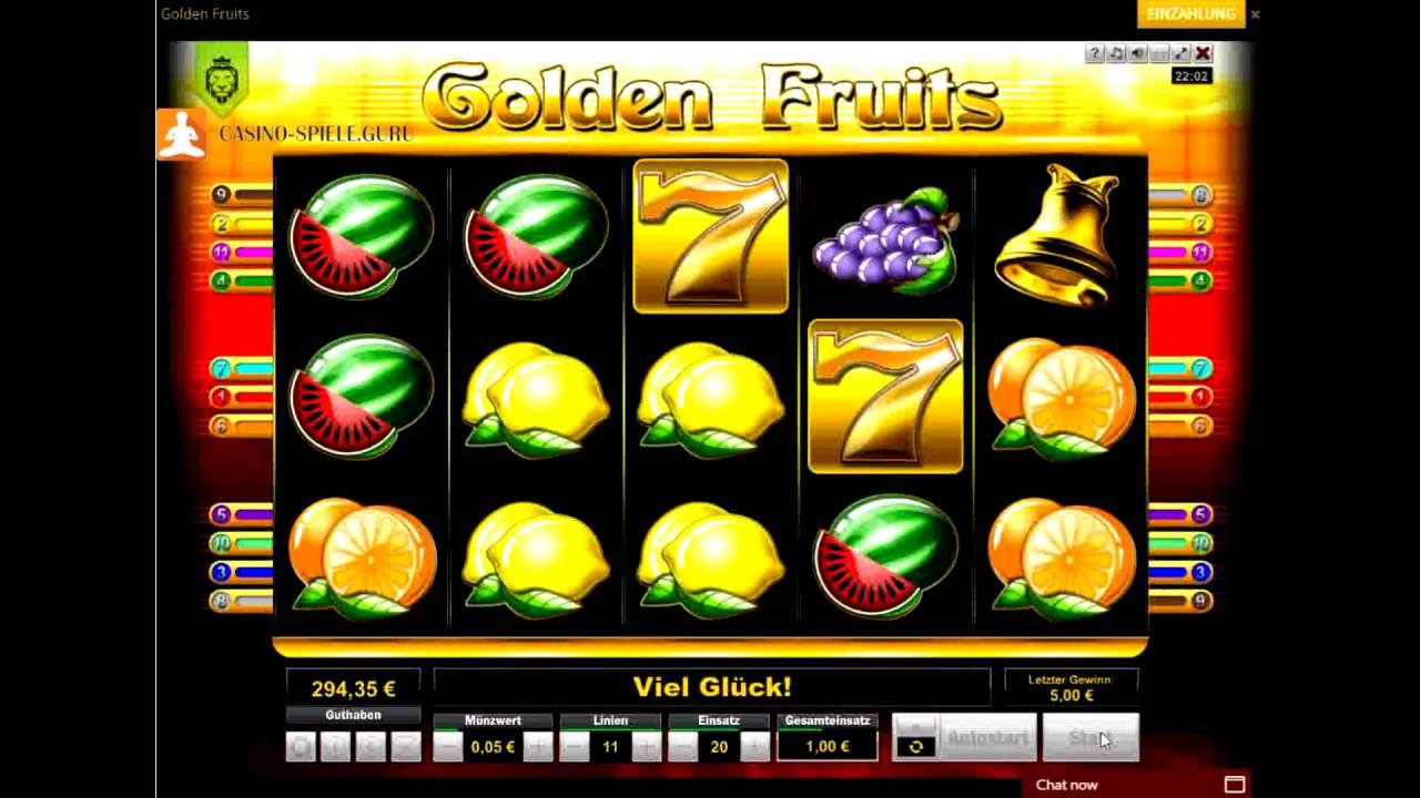 Golden Fruits von Lionline: Das Löwenobst?