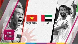 Olympic Việt Nam Vs Olympic UAE [Full] PEN: 3-4   ASIAD 2018