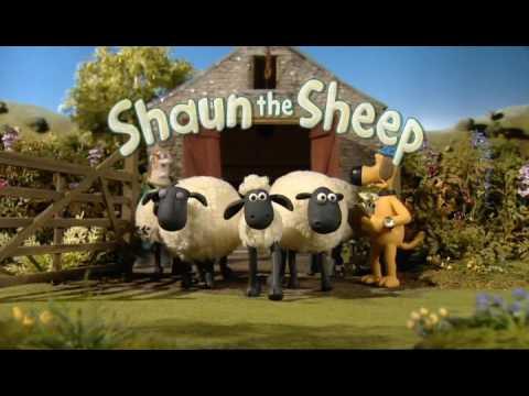 Ovečka Shaun - Shaun the sheep // 2. serie