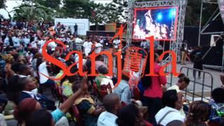 SANJOLA - SORTIE DVD - GAEL MUSIC