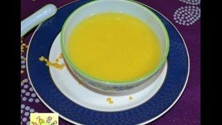 Homemade Baby Food/ Moong Dal Soup/ Dal ka Pani