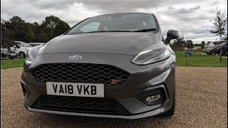 Ford Fiesta ST 3 *NEW* 2019 Owners Review 0 60 Mph Launch Control
