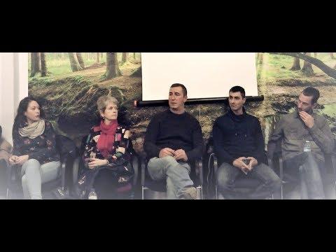 Las conferencias zhdanova contra el alcoholismo