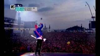 30 Seconds to Mars-A beautiful lie (live at Rock am Ring 2010)