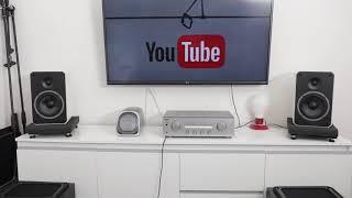 NUMAN Octavox 702 MK II - Audio Test , Sound Demo