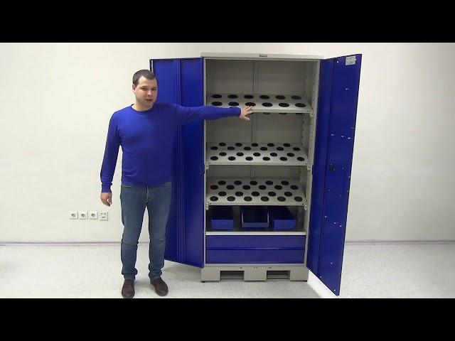 Инструментальный шкаф AMH TC EL