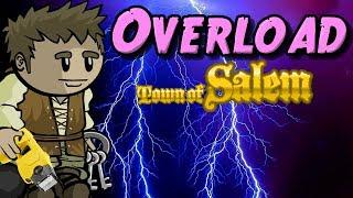 OVERLOAD | Town Of Salem Ranked | Jailor Gameplay