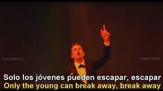 Brandon Flowers (The Killers) - Only The Young [Lyrics English - Español Subtitulado]