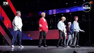 BTS FUNNYCUTE MOMENTS ON STAGE #2