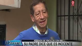 SJL: Habla El Padre Del Supuesto Integrante Peruano Del Grupo ISIS