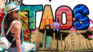 TAOS, NM--What To Do In One Of The Most Unique Cities In The WORLD!