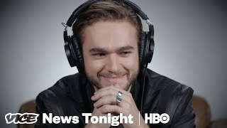 Zedd's Music Critic Ep. 2: Ty Dolla $ign & Ty Segall   VICE News Tonight (HBO)