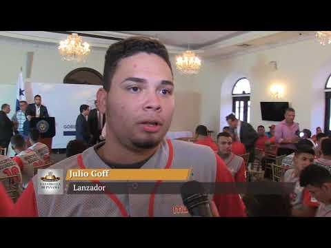 Equipo juvenil de béisbol de Coclé recibe $34 mil del Gobierno