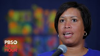 WATCH: Washington, DC Mayor Muriel Bowser gives update on ongoing protests -- June 4, 2020