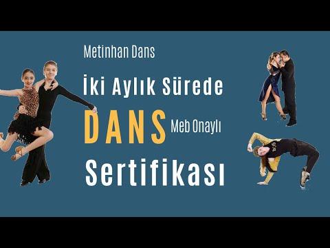 Usta Dans Sertifikası