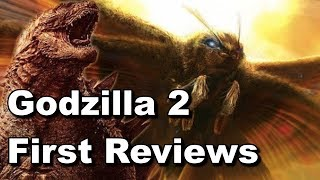 First Reviews For Godzilla King Of The Monsters