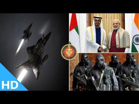 Indian Defence Updates : Pakistan Airspace Ban,J&K Investor Summit,UAE Backs India on Article 370
