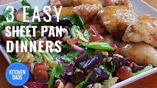 Sheet Pan and 1 Pot Meals