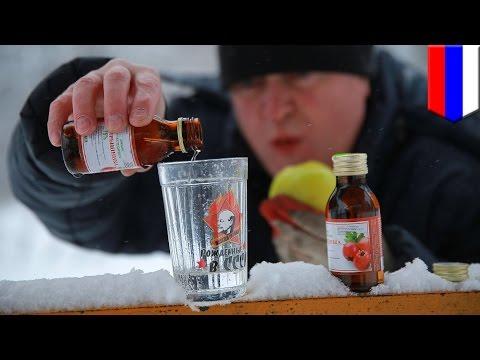 Cura nonconvenzionale di alcolismo di Ulan-Ude