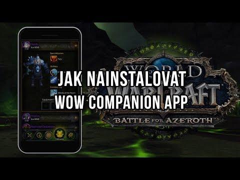 Jak nainstalovat World of Warcraft Companion App