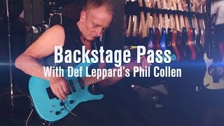 Backstage Pass with Def Leppard's Phil Collen
