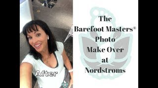 The Barefoot Masters 1st Instagram Story & Make Over for LMT Michelle Mace