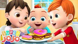 Sharing Song | It's Fun to Share + More Nursery Rhymes & Kids Songs - Super JoJo