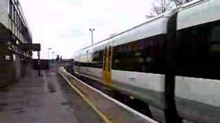 preview picture of video 'Class 465/9 at Gillingham'